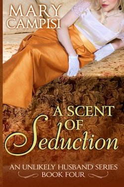 A Scent of Seduction by Mary Campisi