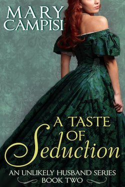 A Taste of Seduction by Mary Campisi