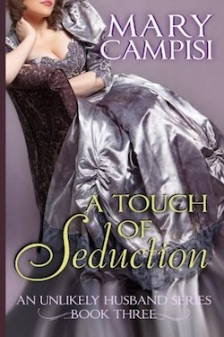 A Touch of Seduction by Mary Campisi