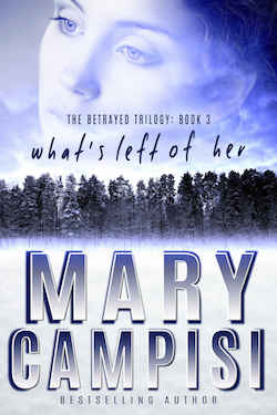 What's Left of Her by Mary Campisi