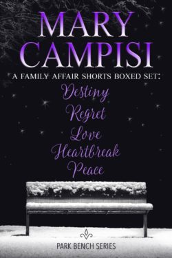 A Family Affair Shorts Boxed Set