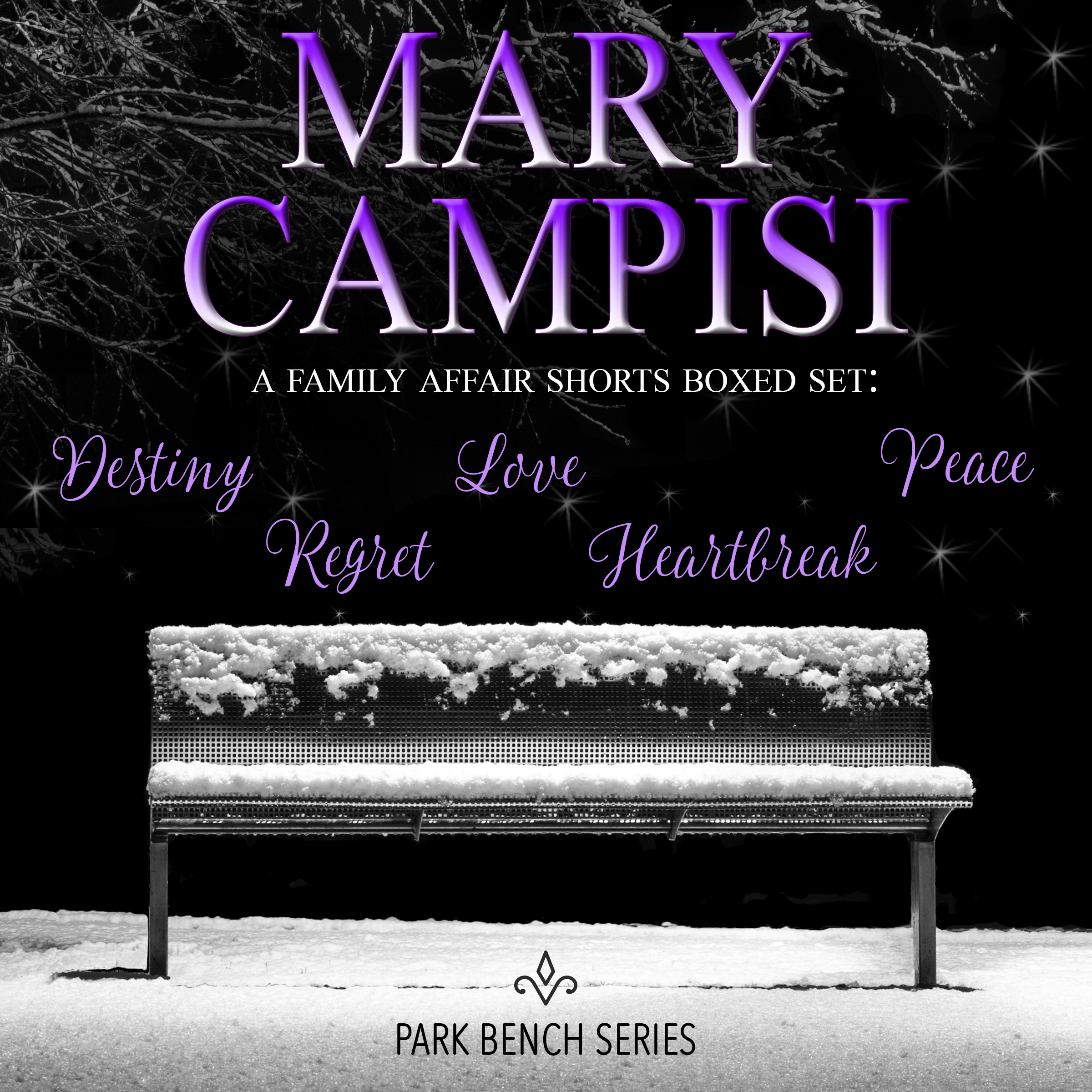 A Family Affair Shorts Boxed Set audiobook by Mary Campisi