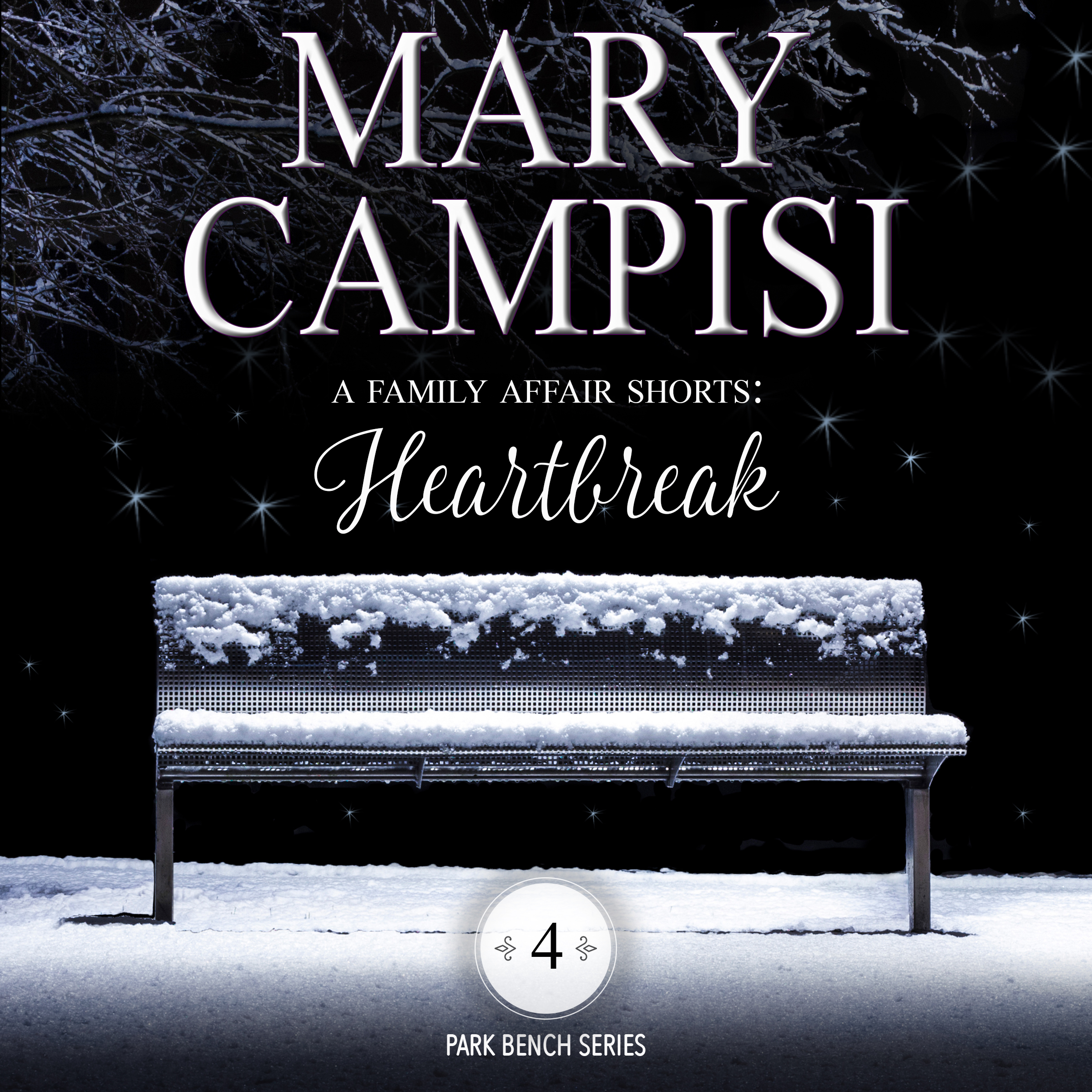 A Family Affair Shorts: Heartbreak audiobook by Mary Campisi
