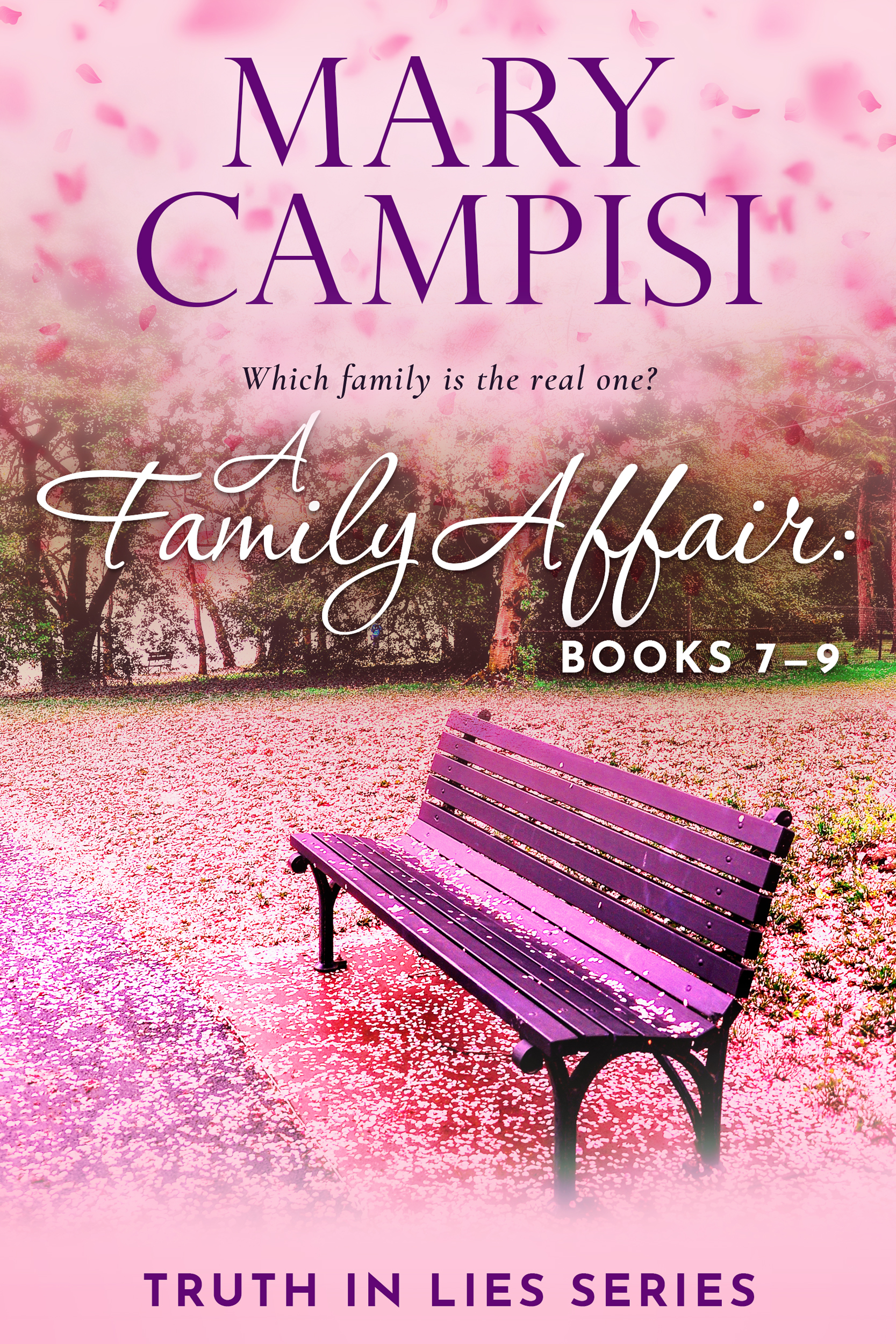 A Family Affair Boxed Set 3