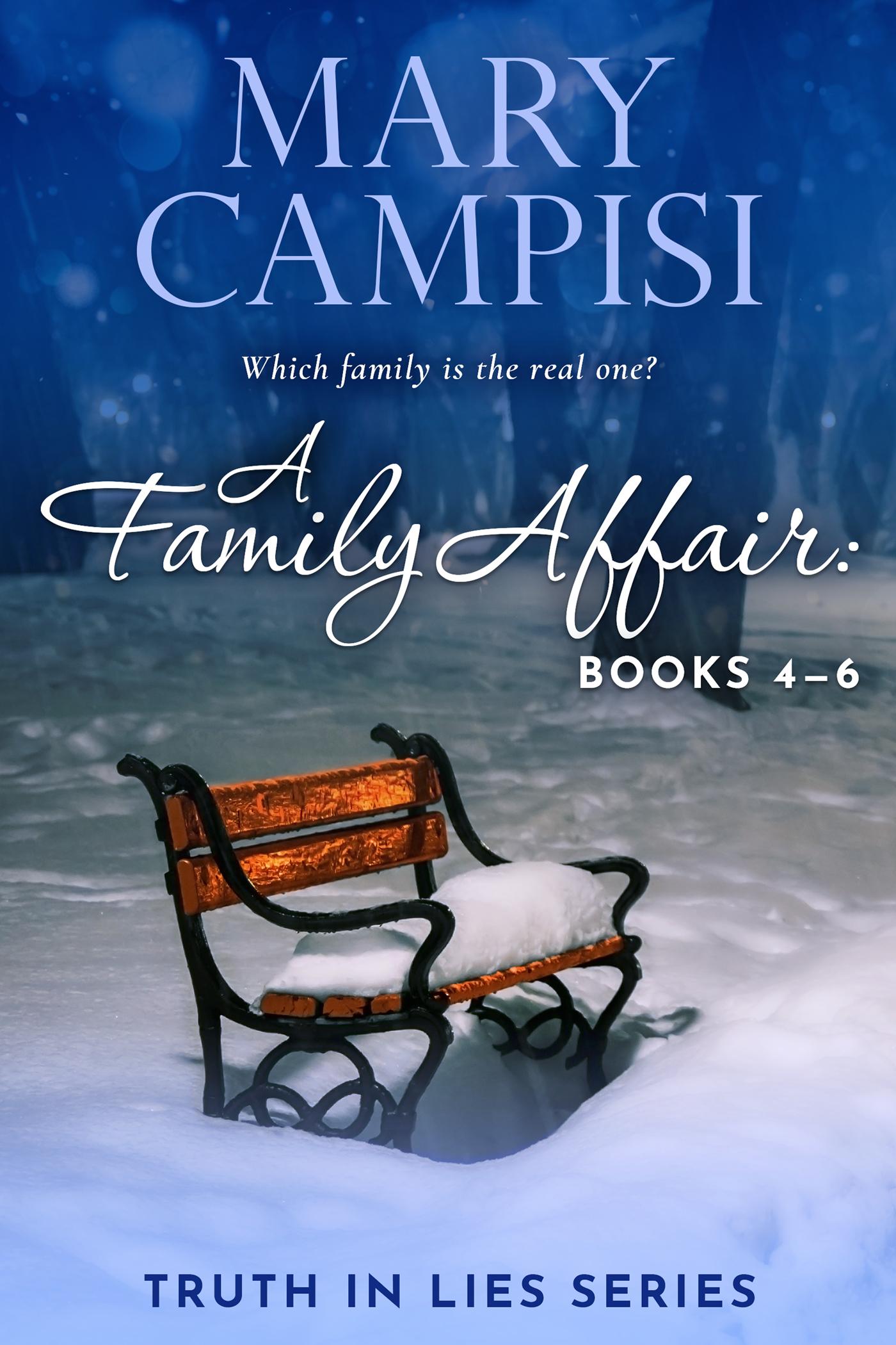 A Family Affair Boxed Set 2